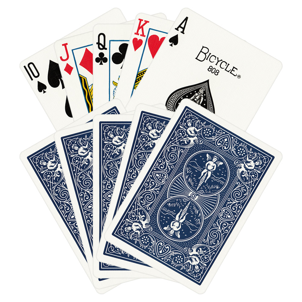 Bicycle Playing Cards (Available in Red or Blue)