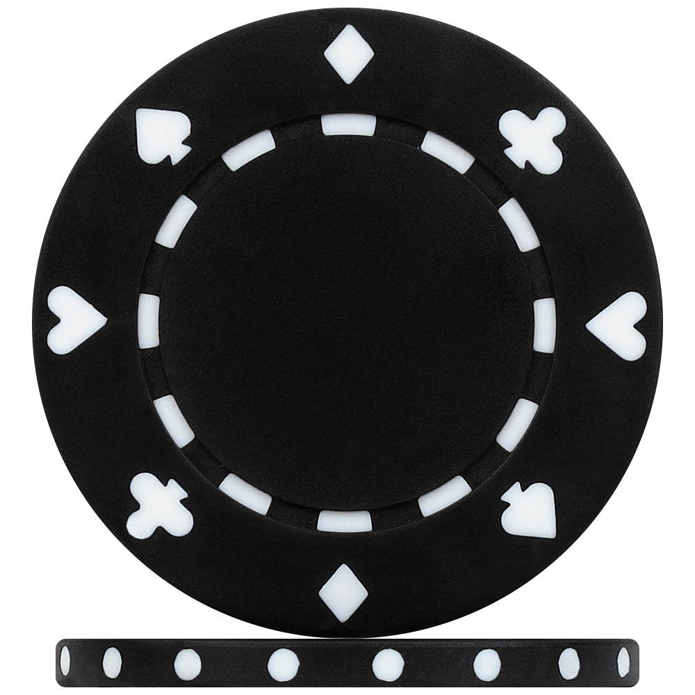 High Quality 12g Suited 500 Poker Chip Set