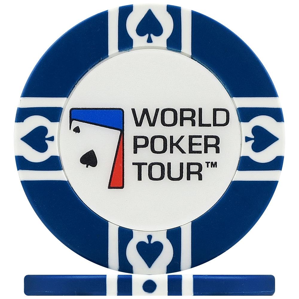 World Poker Tour (WPT) 11.5g 500 Poker Chip Set