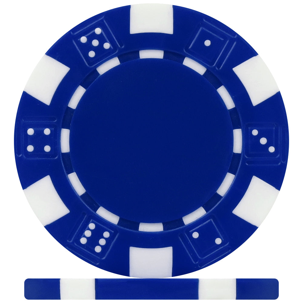 High Quality 12g Dice 300 Poker Chip Set