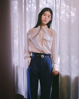 Classics Flared Pants - blue
