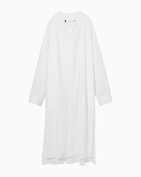 thmk Long Shirt - white