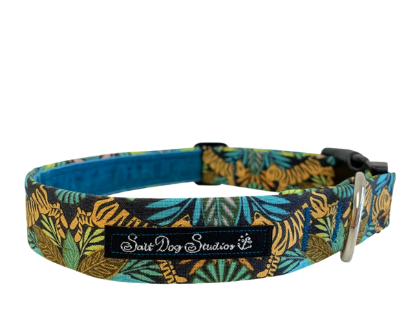 Exquisitely Bengal Dog Collar ©