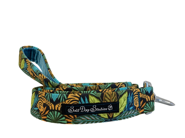 Exquisitely Bengal Dog Lead ©