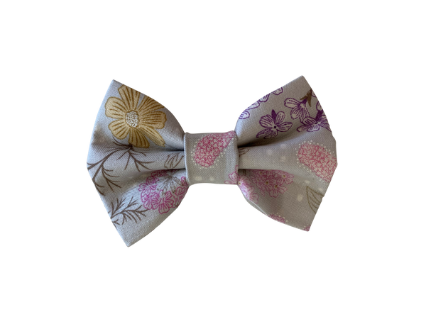 Meadow Bloom Bow Tie ©