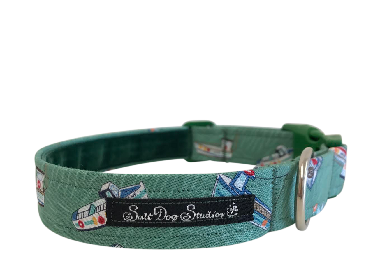 Harbourside Dog Collar ©