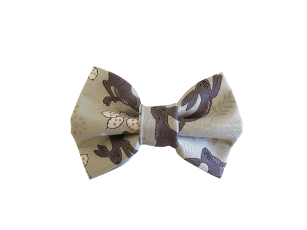 Hare Of The Dog Bow Tie ©