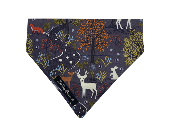 Moonlit Forest Bandana ©