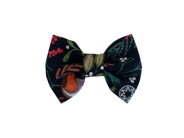 Merry Robin Bow Tie ©