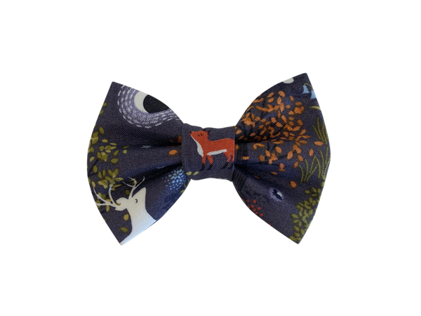 Moonlit Forest Bow Tie ©
