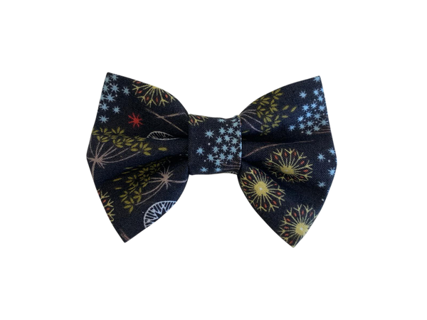 Winter Bloom Bow Tie ©