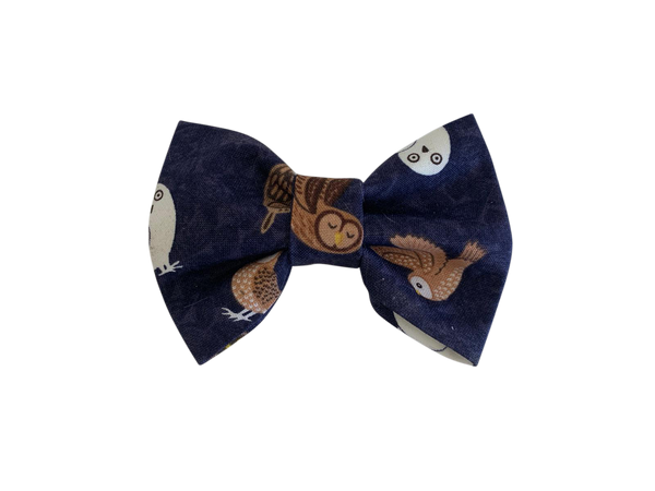 Night Owl Bow Tie ©
