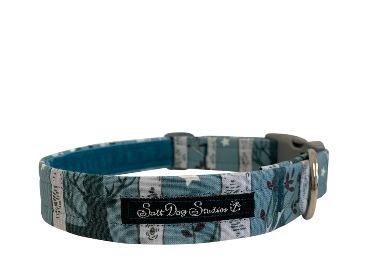 Stag Glen Dog Collar ©