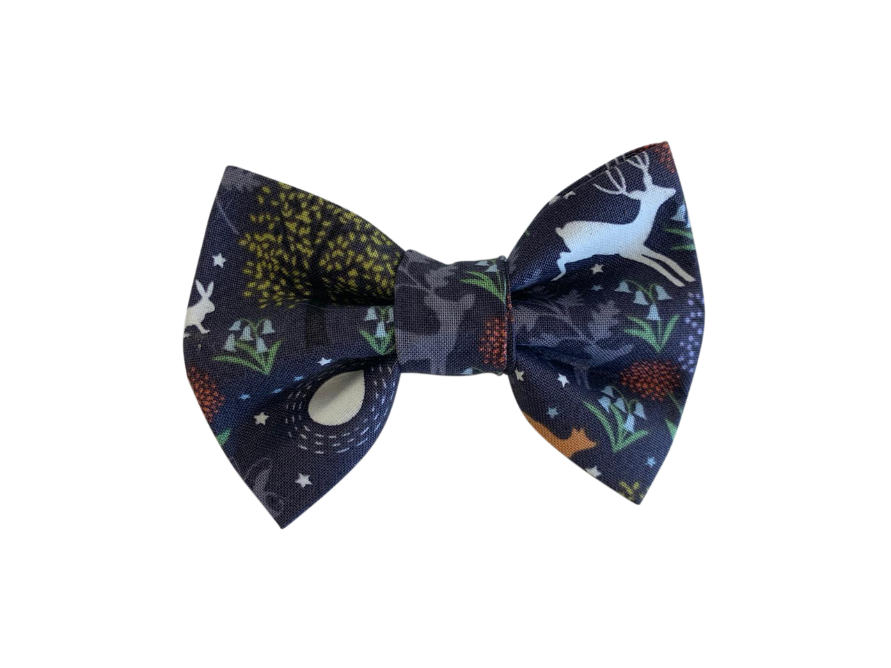 Woodland at Midnight Bow Tie ©