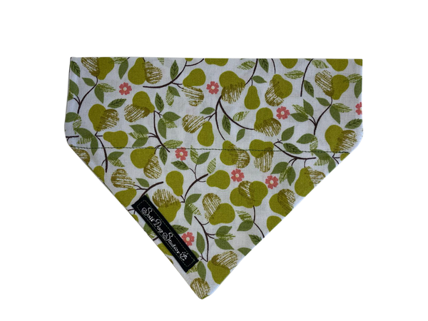 Perfect Pears Bandana ©