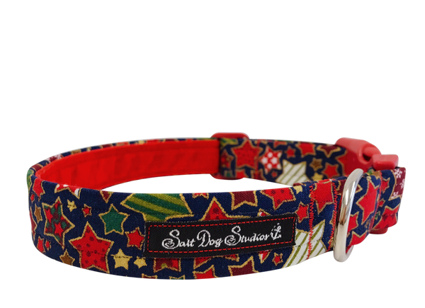 Nativity Star Christmas Dog Collar ©