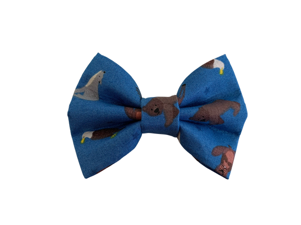 Around The World Bow Ties