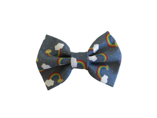 Over The Rainbow Bow Tie ©
