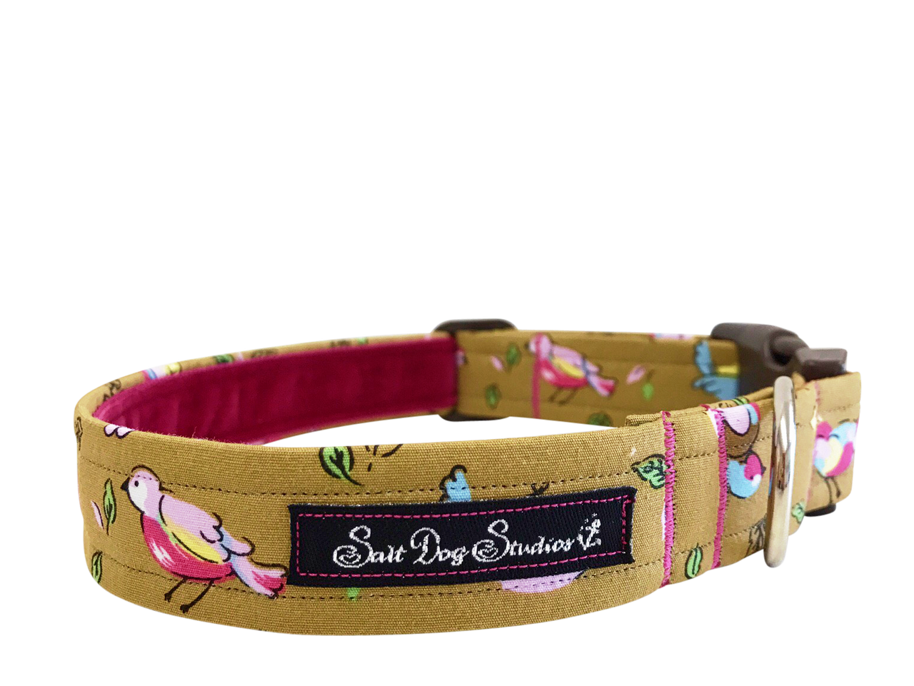 Paridae Dog Collar ©