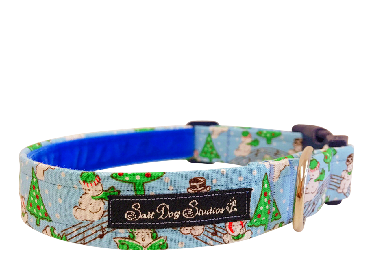 Party at the North Pole Dog Collar ©