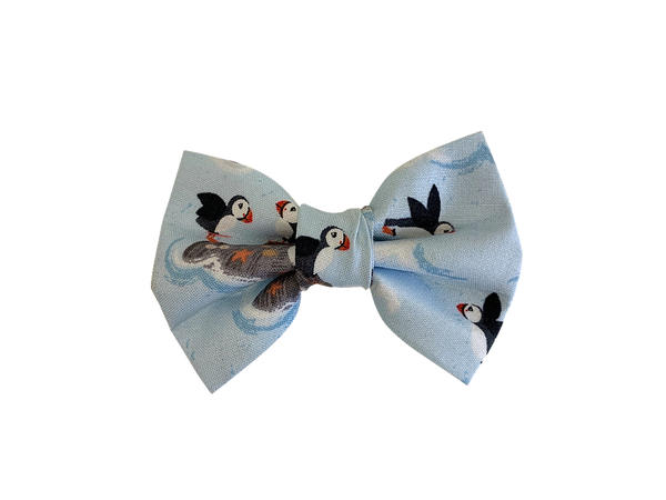 Puffin Rock Bow Tie ©