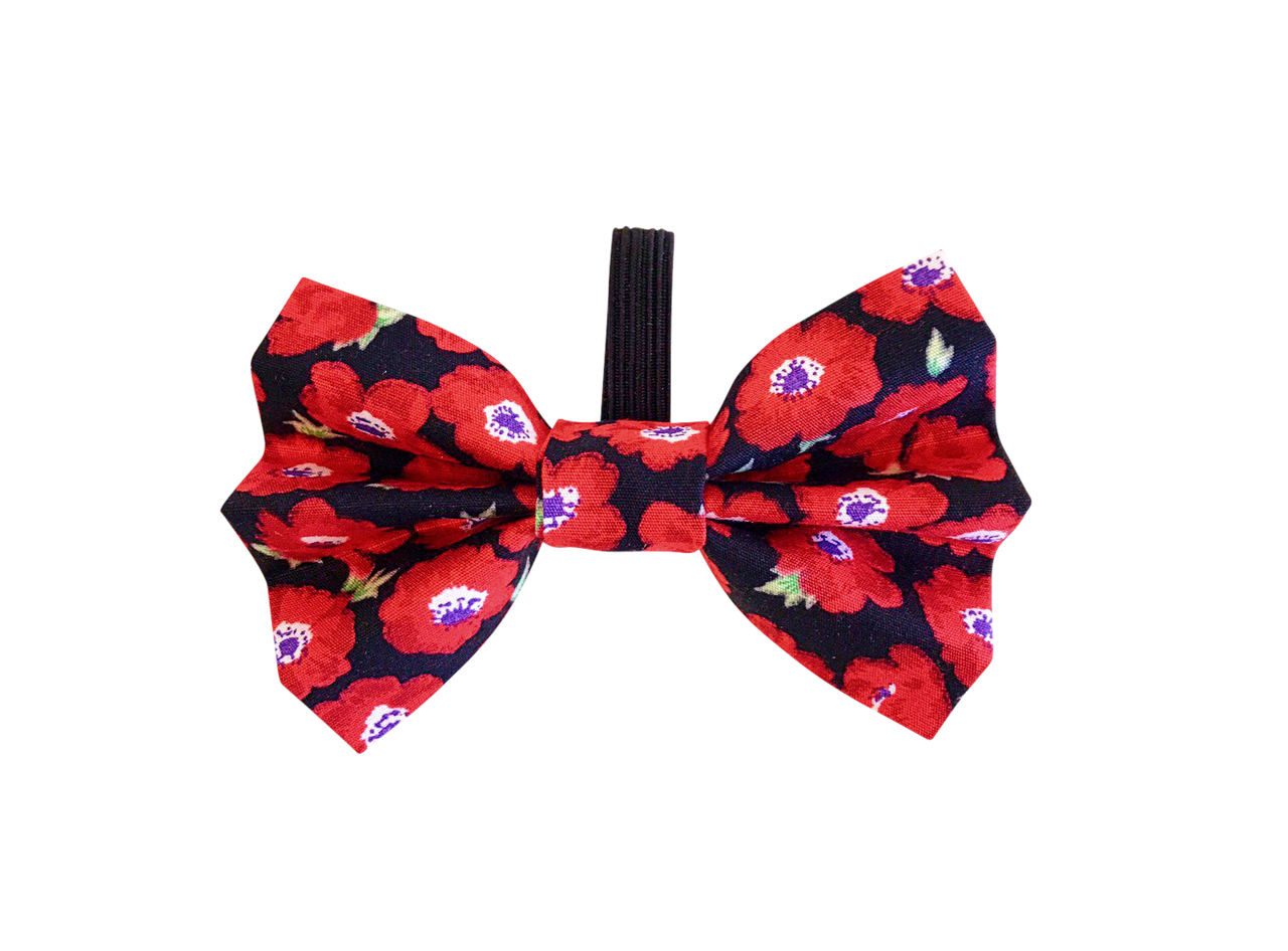 Remembrance Bow Tie ©