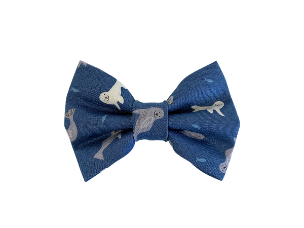 Nelson The Seal Bow Tie ©