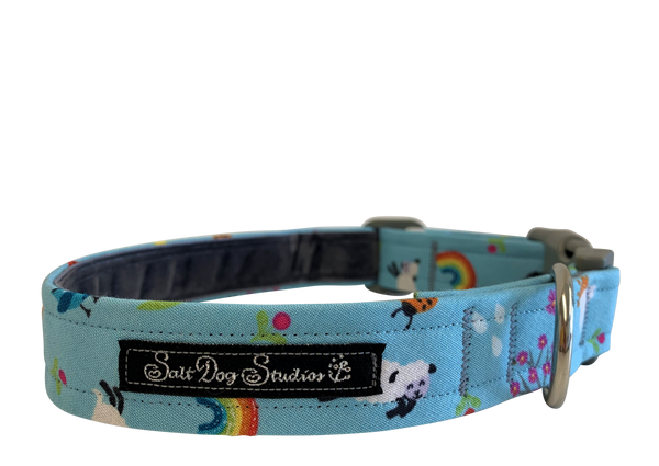 Spring Awakening Dog Collar ©