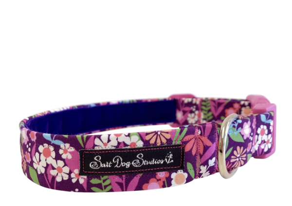 Spring Cascade Dog Collar ©