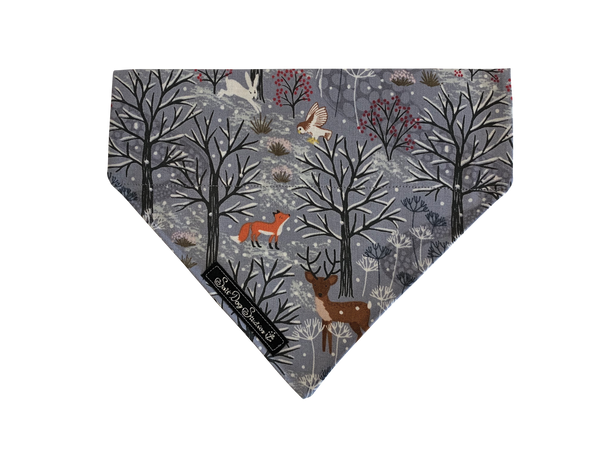 Whimsical Winter Bandana ©