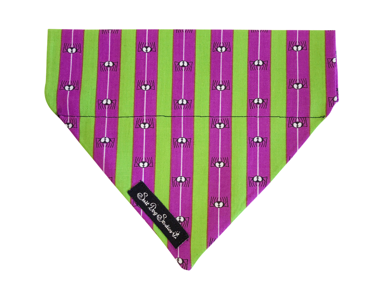 Beetle Juice Halloween Dog Bandana  ©