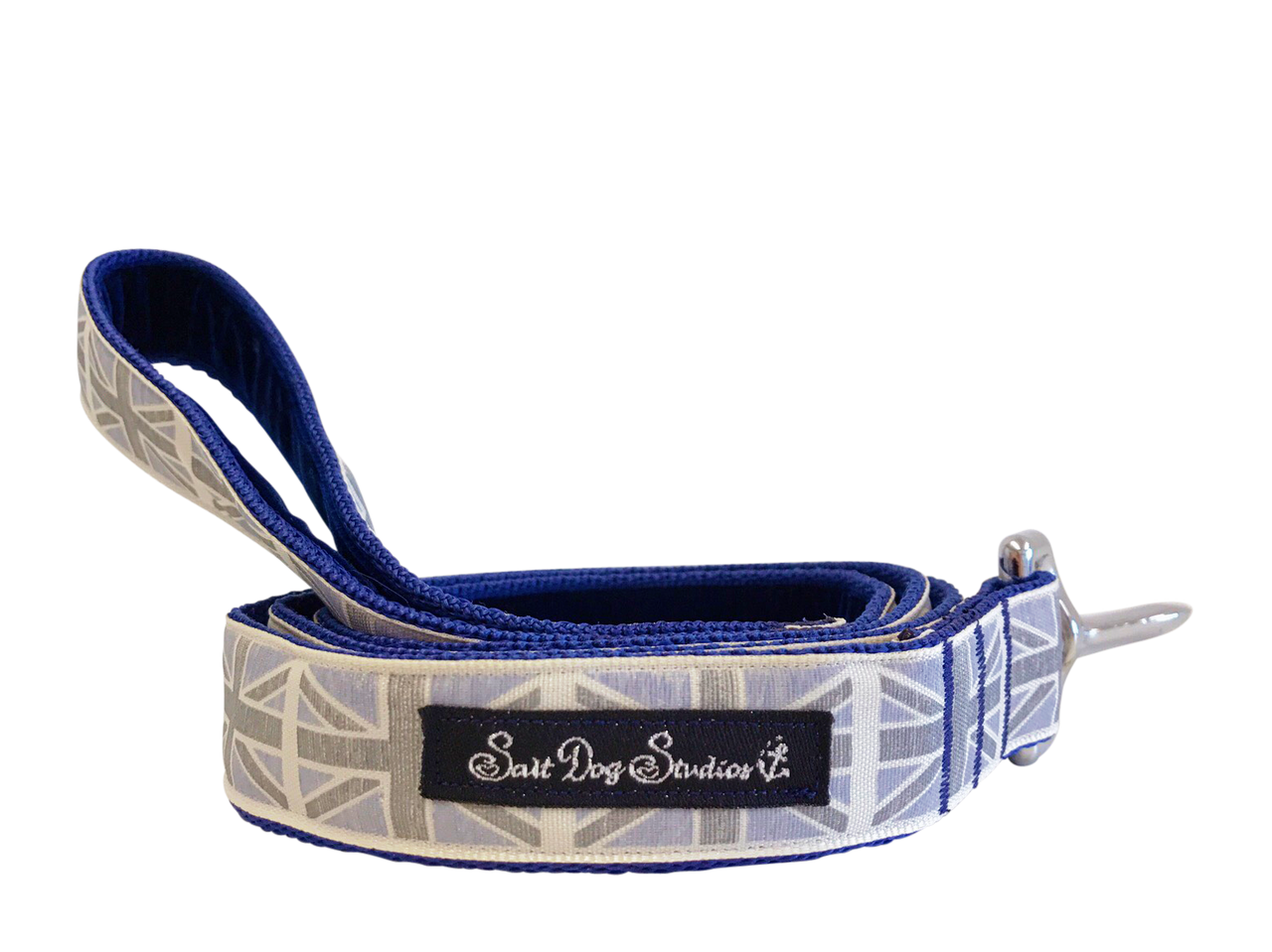 Winston Blue Dog Lead ©