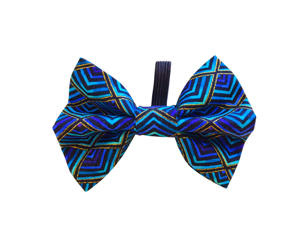 Mermaid's Tail Bow Tie ©