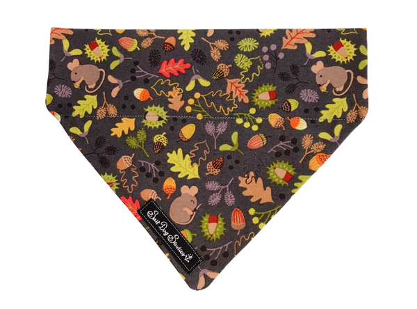 Cosy Critters Autumn Dog Bandana ©
