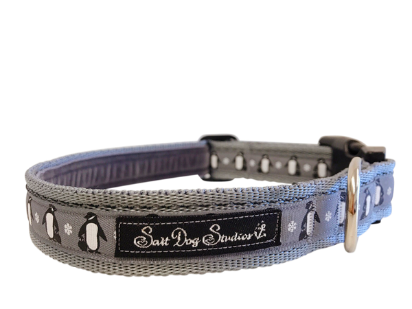 Emperor Grey Dog Collar ©