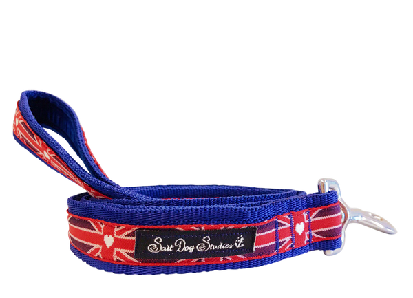 Rule Brittania Dog Lead ©