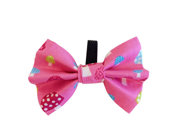 Toadstool Faerie Bow Tie ©