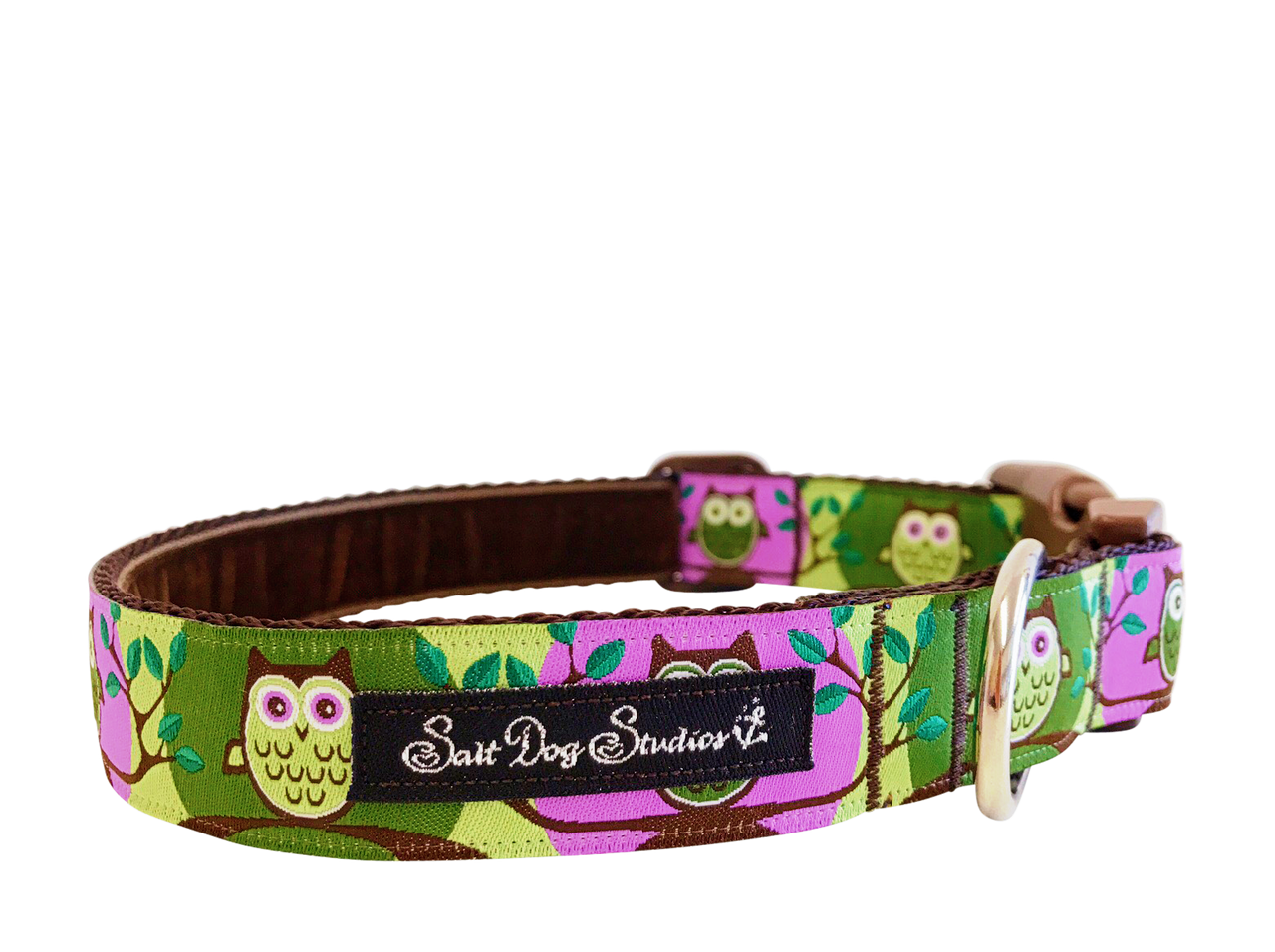Twit Twoo Dog Collar ©