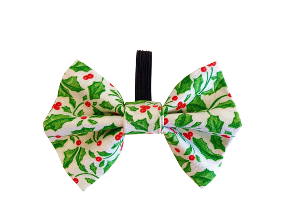 Winter Berry Bow Tie ©