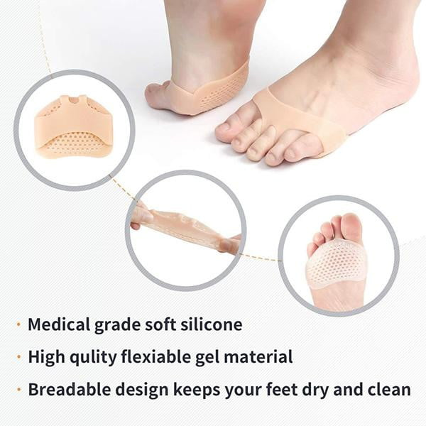 FIZO™  Gel Insoles Forefoot Pads (2 Pairs) | Ship from USA | Buy 2 Get FREE SHIPPING - Fizo™ - # Best Designer Products Enlighting Your Life