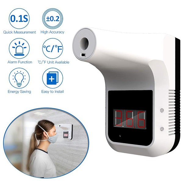 FIZO™  Wall-Mounted Infrared Thermometer  | Ship from USA | Buy 2 Get FREE SHIPPING