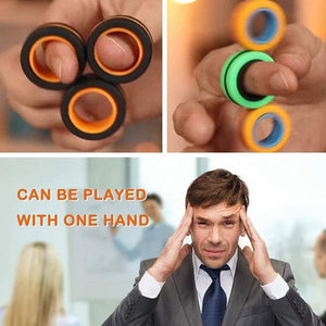 FIZO™  FinGears Magnetic Rings (2 pack) | Ship from USA | Buy 2 Get FREE SHIPPING - Fizo™ - # Best Designer Products Enlighting Your Life