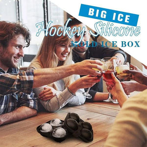 FIZO™ Big Ice Hockey Silicone Mold Ice Box | Ship from USA | Buy 2 Get FREE SHIPPING - Fizo™ - # Best Designer Products Enlighting Your Life