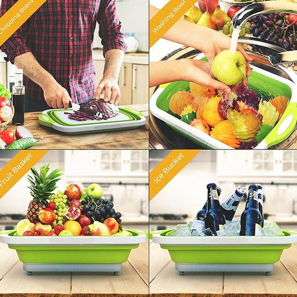 FIZO™  3 In 1 Folding Cutting Board | Ship from USA | Buy 2 Get FREE SHIPPING - Fizo™ - # Best Designer Products Enlighting Your Life