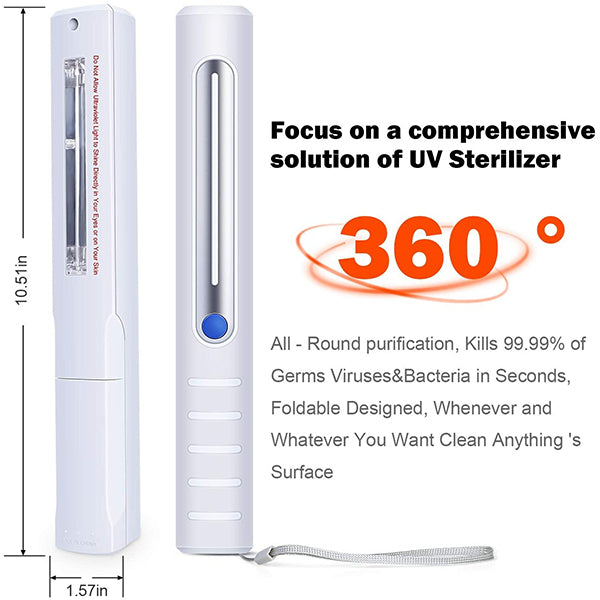 FIZO™  Portable UV-C Wand | Ship from USA | Buy 2 Get FREE SHIPPING