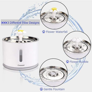 FIZO™ Automatic Flower Water Fountain | Ship from USA | Buy 2 Get FREE SHIPPING - Fizo™ - # Best Designer Products Enlighting Your Life