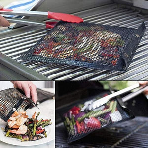 FIZO™ Reusable Non-Stick BBQ Mesh Grill Bags ( 3 PCS ) | Ship from USA | Buy 2 Get FREE SHIPPING - Fizo™ - # Best Designer Products Enlighting Your Life