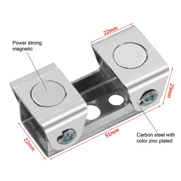 FIZO™  Premium Welding Adjustable Magnetic Tab Holder ( 2 pcs ) | Ship from USA | Buy 2 Get FREE SHIPPING