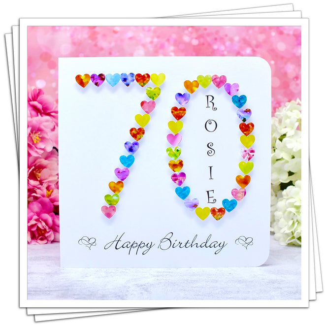 Birthday Cards - Ages 18-100