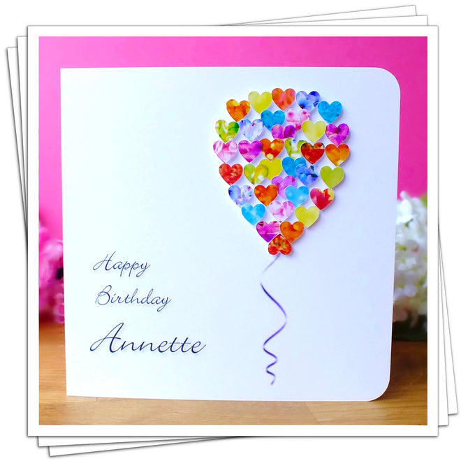 Personalised Birthday Cards - General
